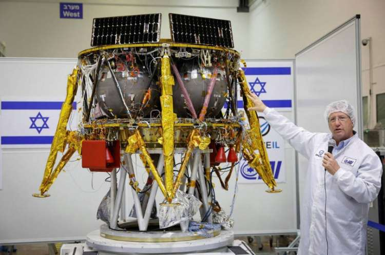 Photo of Countdown: Landing the 1st Israeli Spacecraft on the Moon
