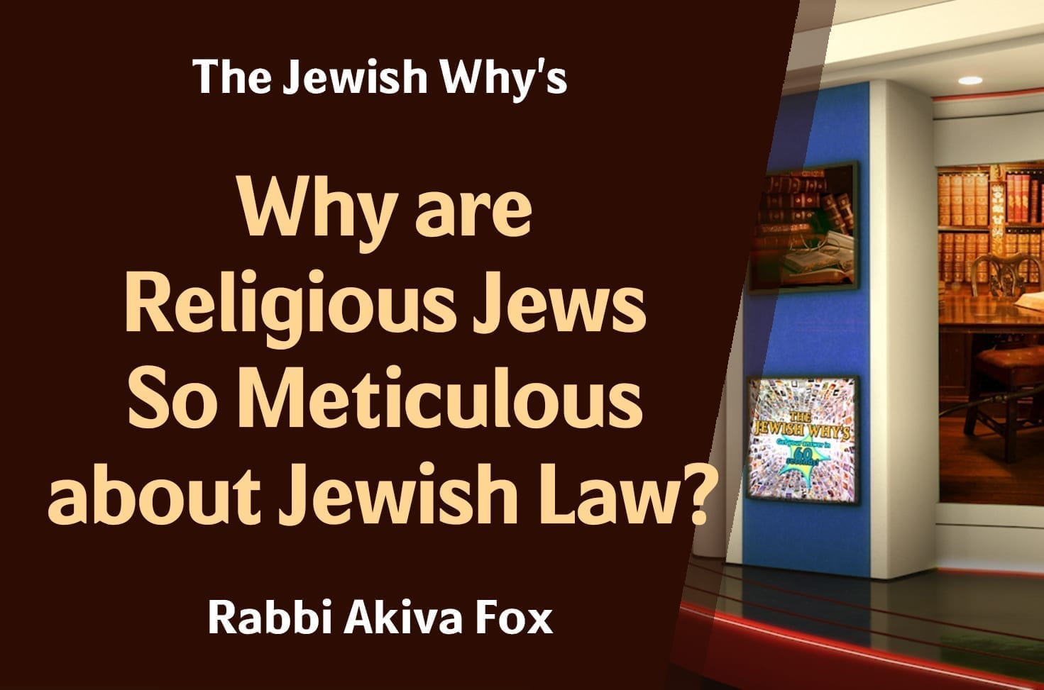 Photo of Why are Religious Jews So Meticulous about Jewish Law