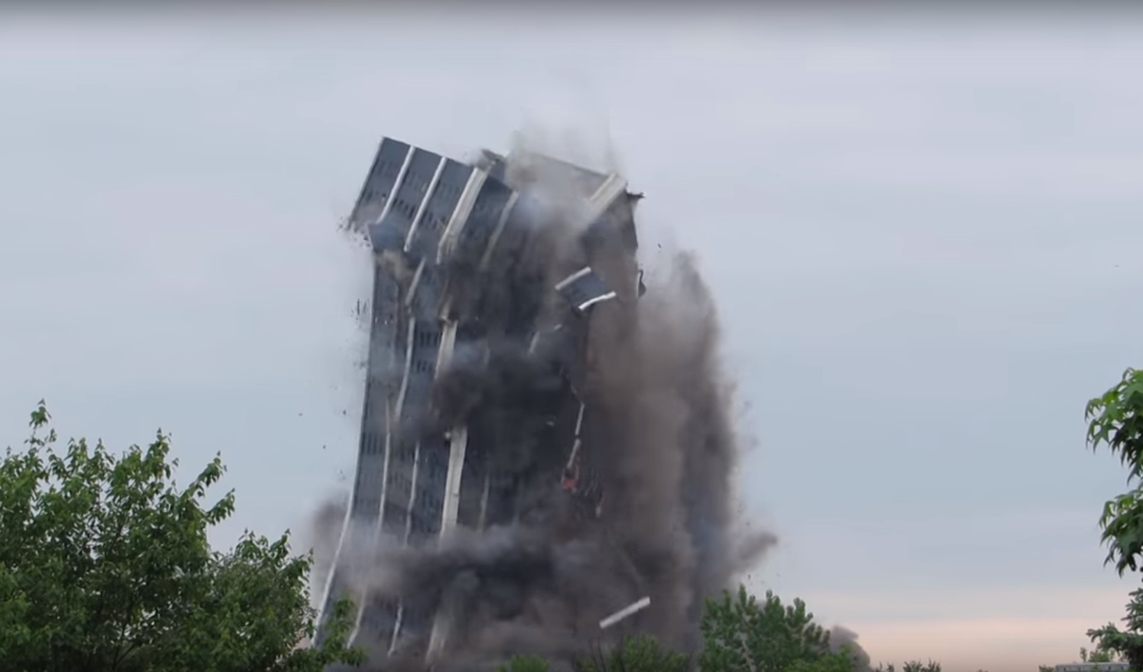 Photo of Watch – Demolition of Martin Towers in Bethlehem Pennsylvania