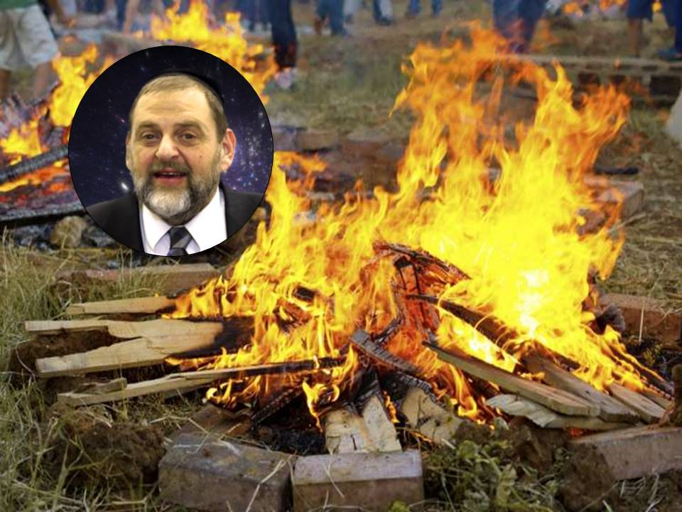 Photo of Rabbi Dovid Orlofsky – Lag BaOmer is a Time for a New Beginning