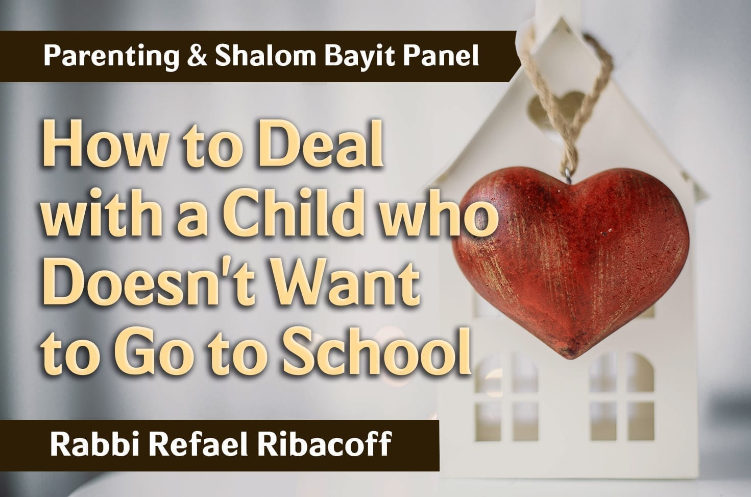Photo of How to Deal with a Child who Doesn't Want to Go to School