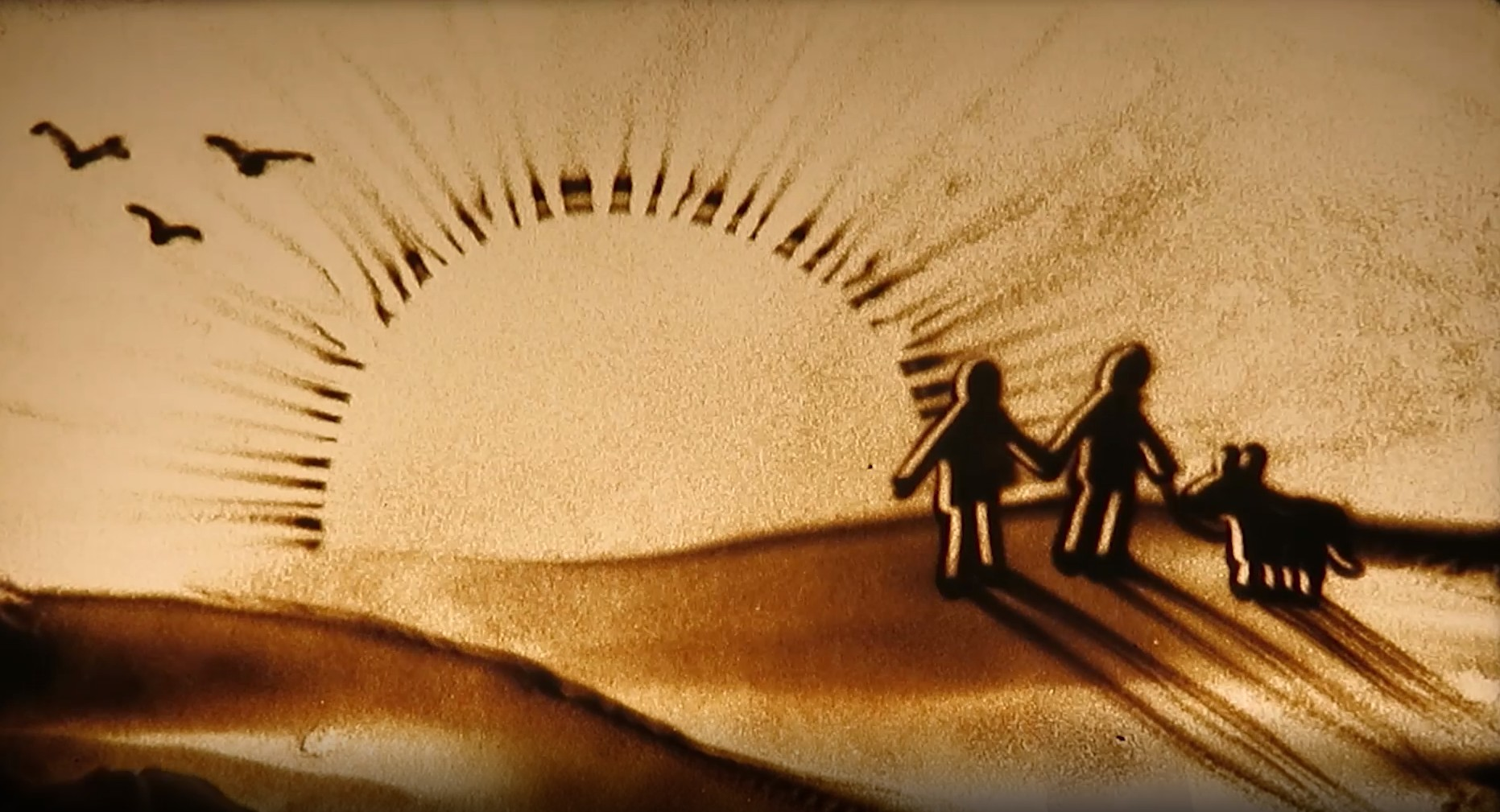 Photo of Incredible Sand Art Video: The Binding of Isaac – Watch