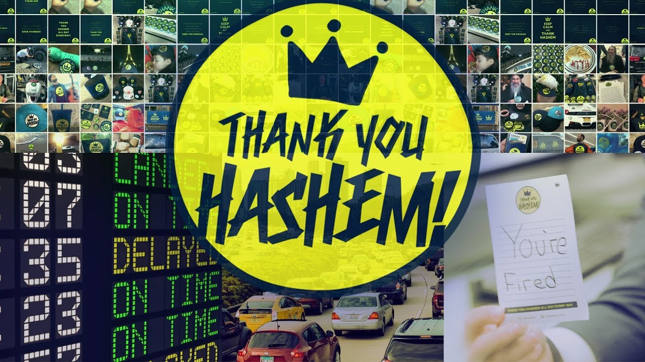 Photo of Thank You Hashem: Joey Newcomb Ft. Moshe Storch