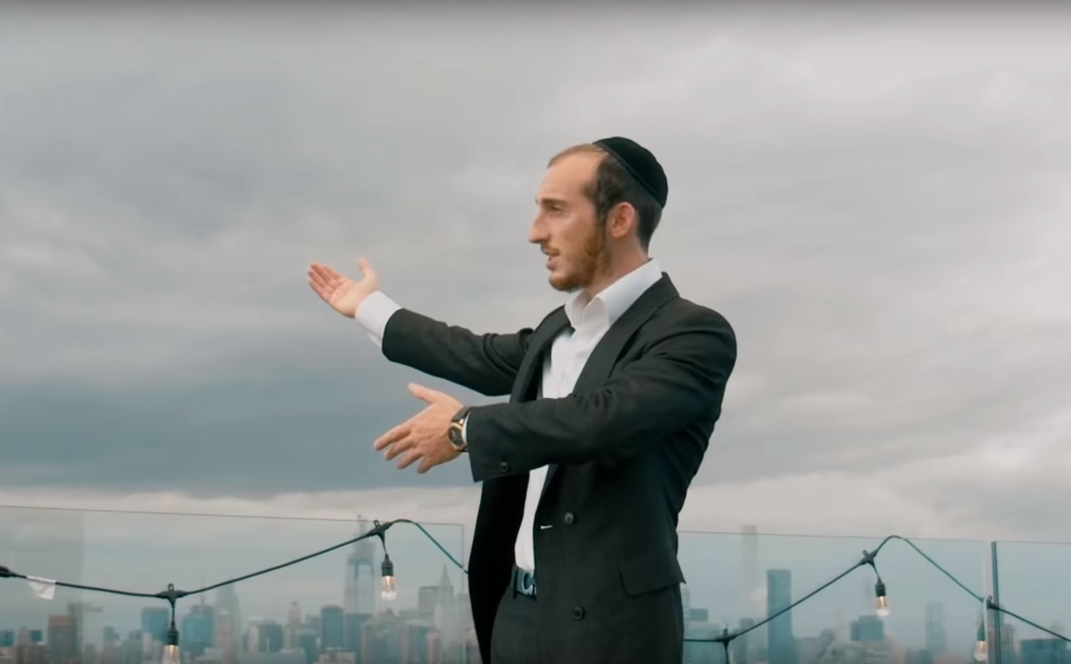 Photo of Face The Unknown by Shulem – Music Video
