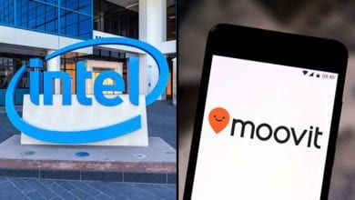 Photo of Intel Acquires Israeli Startup Moovit for $900M